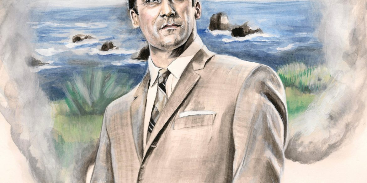Mad Men | illustration by Brianna Ashby