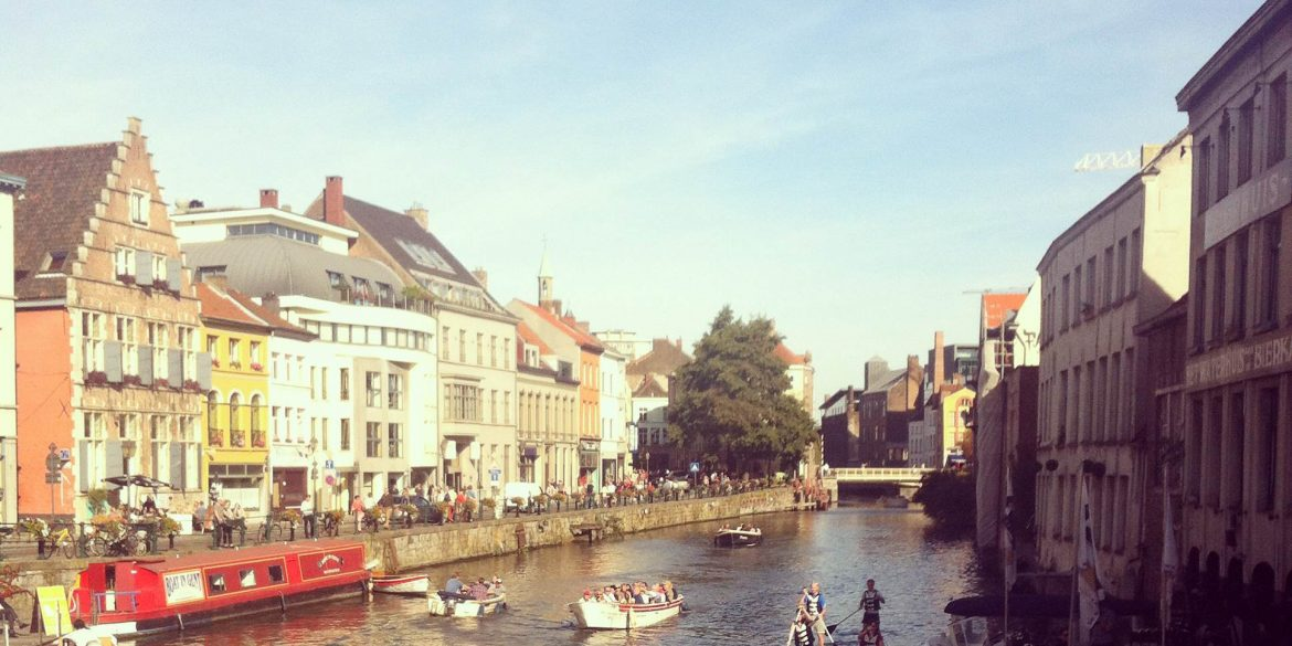Ghent   photo by Fran Hoepfner