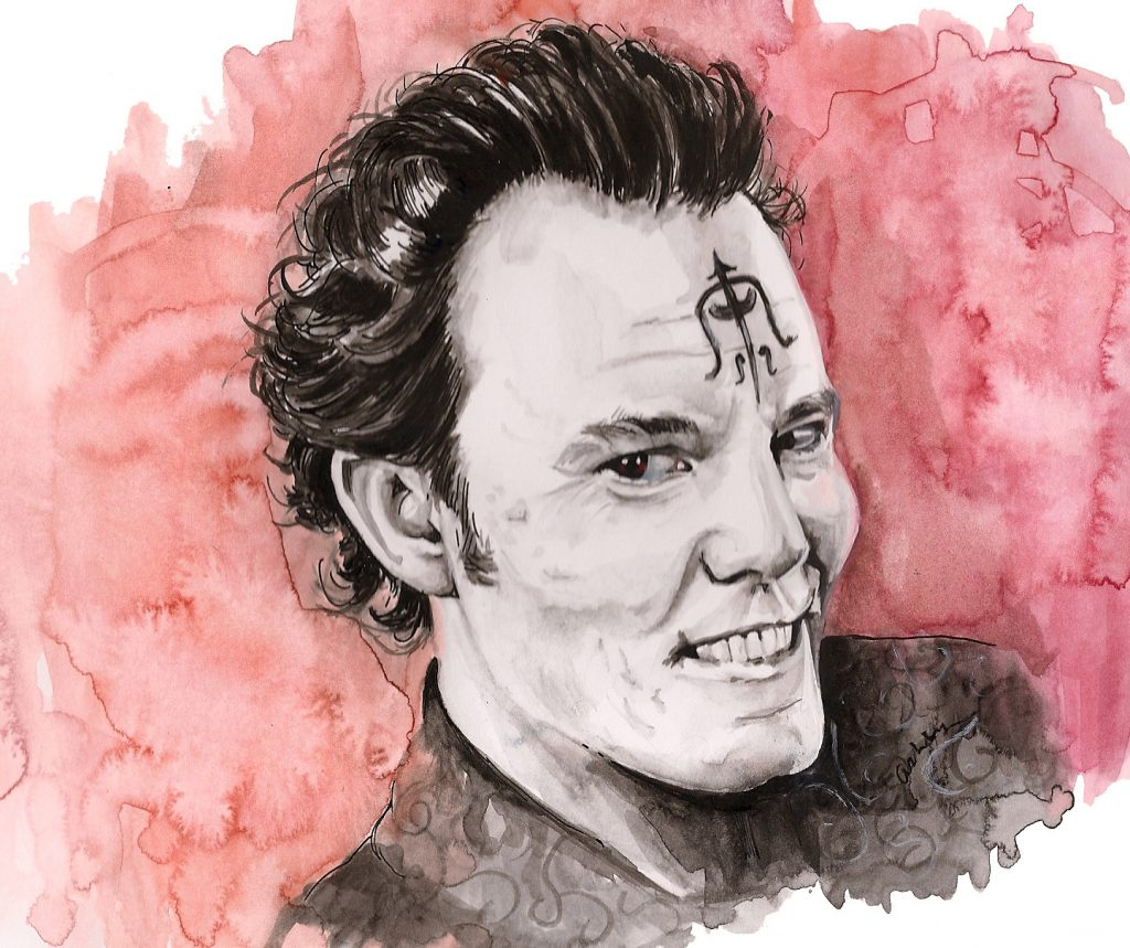Wishmaster 2: Evil Never Dies (1999) | art by Brianna Ashby