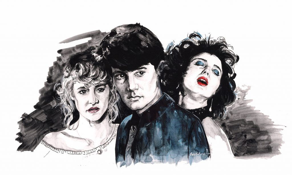 Blue Velvet | art by Brianna Ashby