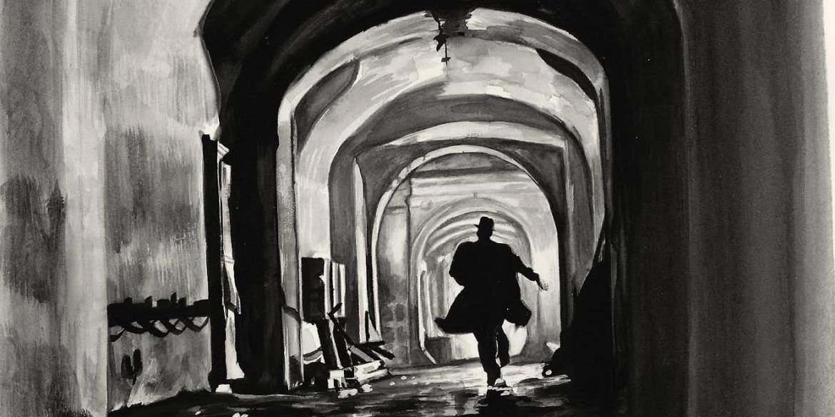 The Third Man | art by Brianna Ashby