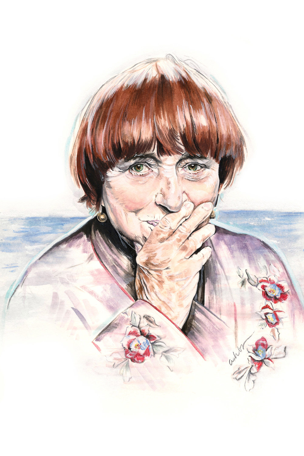 Time Is Part Of The Work An Interview With Agnes Varda