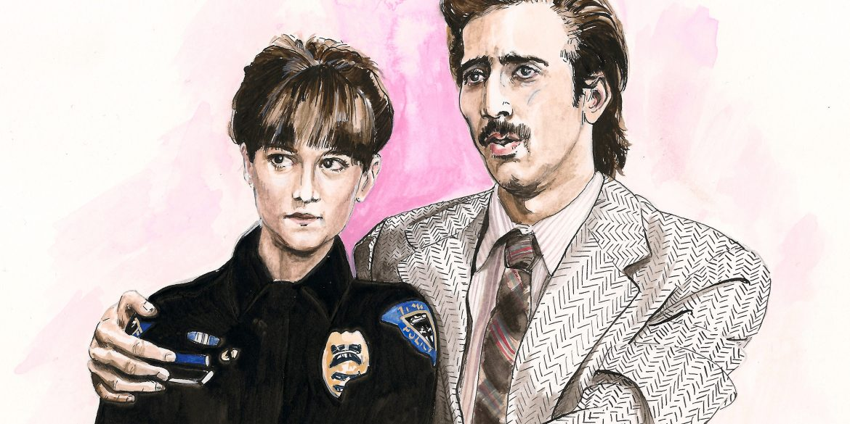 Raising Arizona (1987) | art by Brianna Ashby