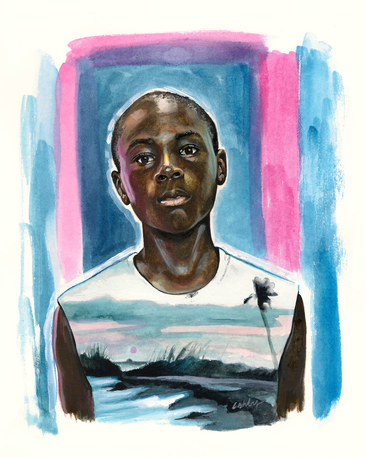 Moonlight (2016) | artwork by Brianna Ashby