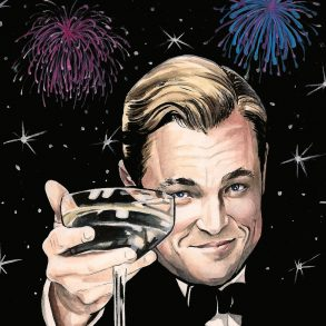 The Great Gatsby (2013) | art by Brianna Ashby
