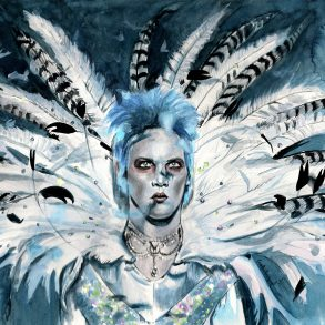 Velvet Goldmine | art by Brianna Ashby