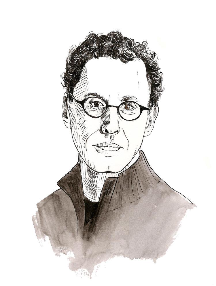 Tony Kushner Margaret (2011) | art by Brianna Ashby