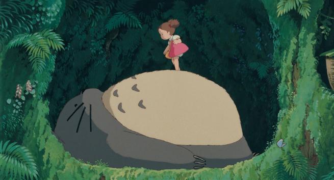 Towards A True Children S Cinema On My Neighbor Totoro