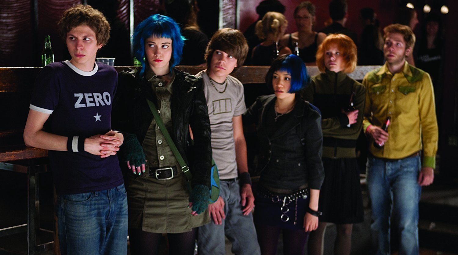 Scott Pilgrim vs. the World (2010) | Bright Wall/Dark Room