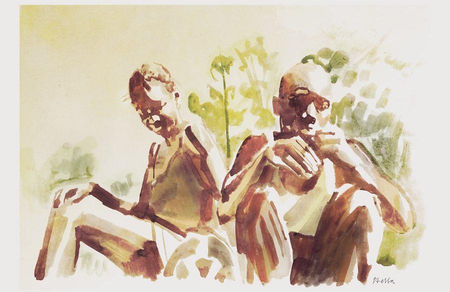George Washington (David Gordon Green, 2000) | art by Tony Stella