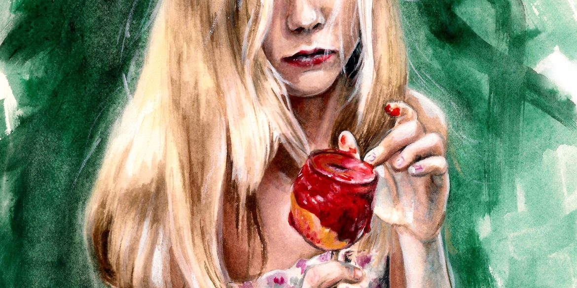 Kirsten Dunst in THE VIRGIN SUICIDES (1999) | Brianna Ashby