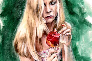 Kirsten Dunst in THE VIRGIN SUICIDES (1999)   Brianna Ashby