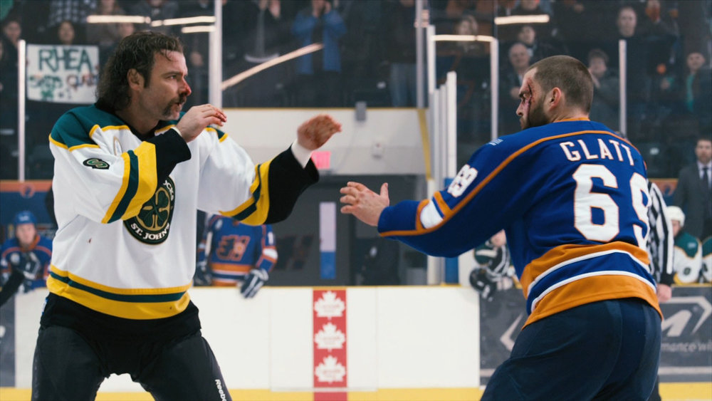 Liev Schreiber and Seann William Scott in GOON (2011) | Magnolia Pictures