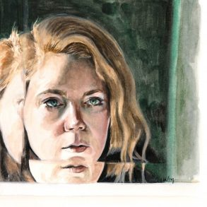 Amy Adams in Sharp Objects | art by Brianna Ashby