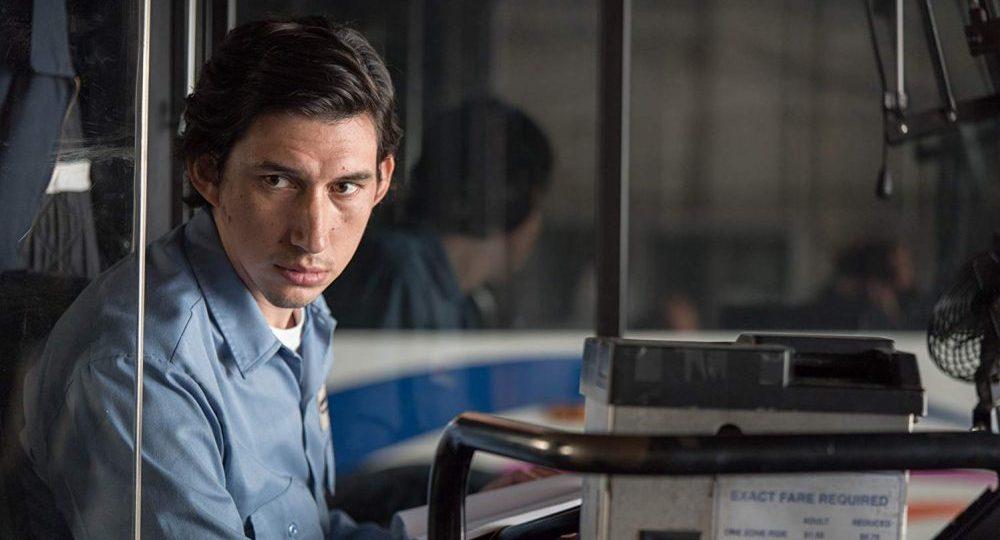 Adam Driver in PATERSON (2016)