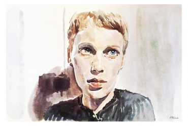 Rosemary's Baby | art by Tony Stella