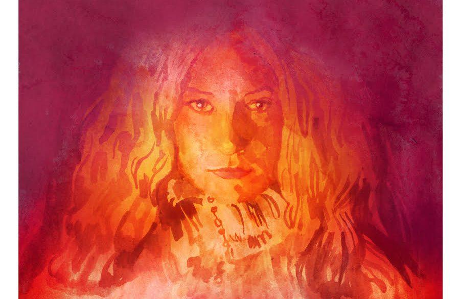 Crimson Peak   art by Tony Stella