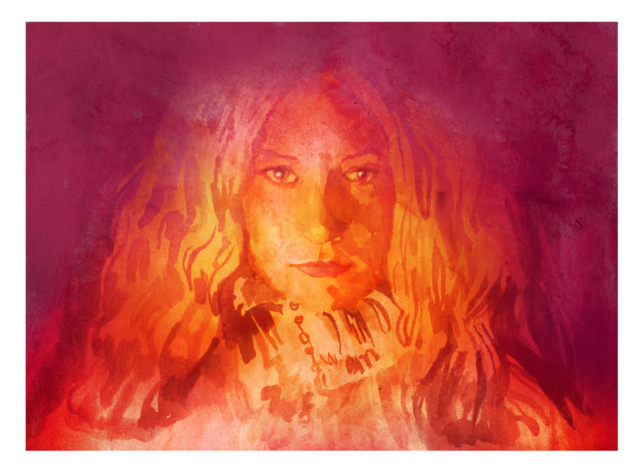 Crimson Peak | art by Tony Stella