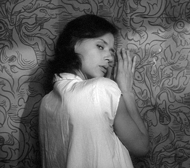 Harriet Andersson in Through A Glass Darkly   Criterion