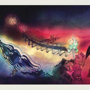 Allegro Non Troppo | artwork by Tony Stella