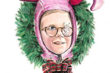 A Christmas Story | art by Brianna Ashby