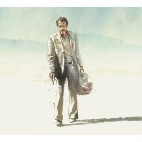 Bring Me the Head of Alfredo Garcia | art by Tony Stella
