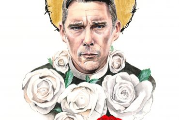First Reformed (2018) | art by Brianna Ashby