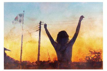 Burning (2018) | art by Tony Stella