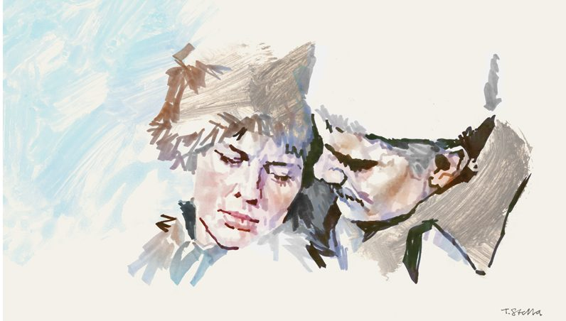 Dr. Zhivago | artwork by Tony Stella