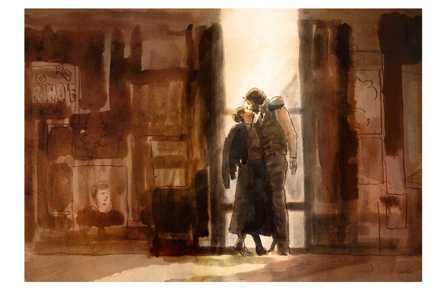 Heaven's Gate | art by Tony Stella