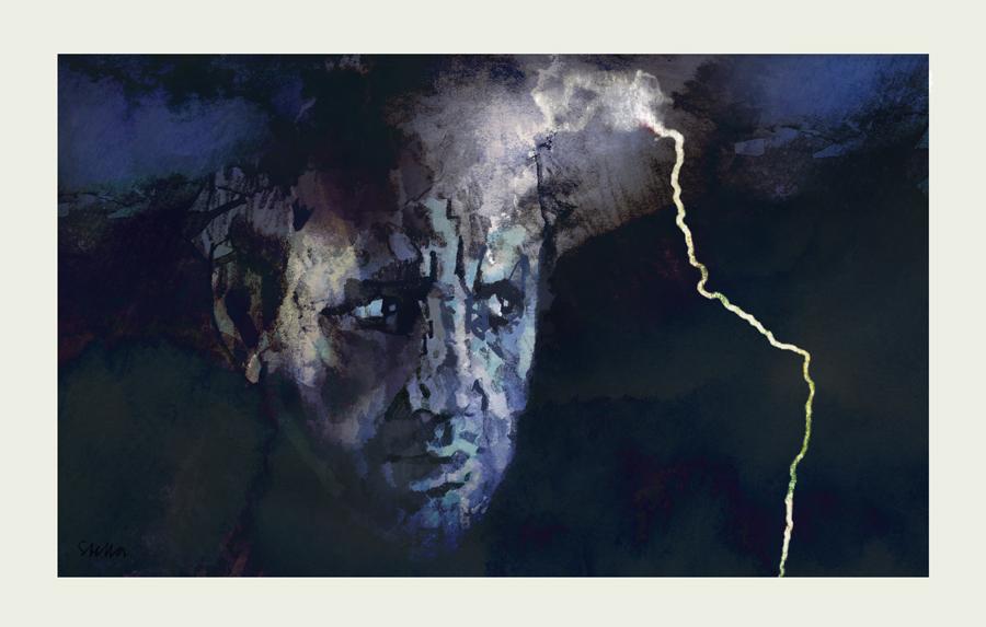 Sorcerer (1977) | art by Tony Stella