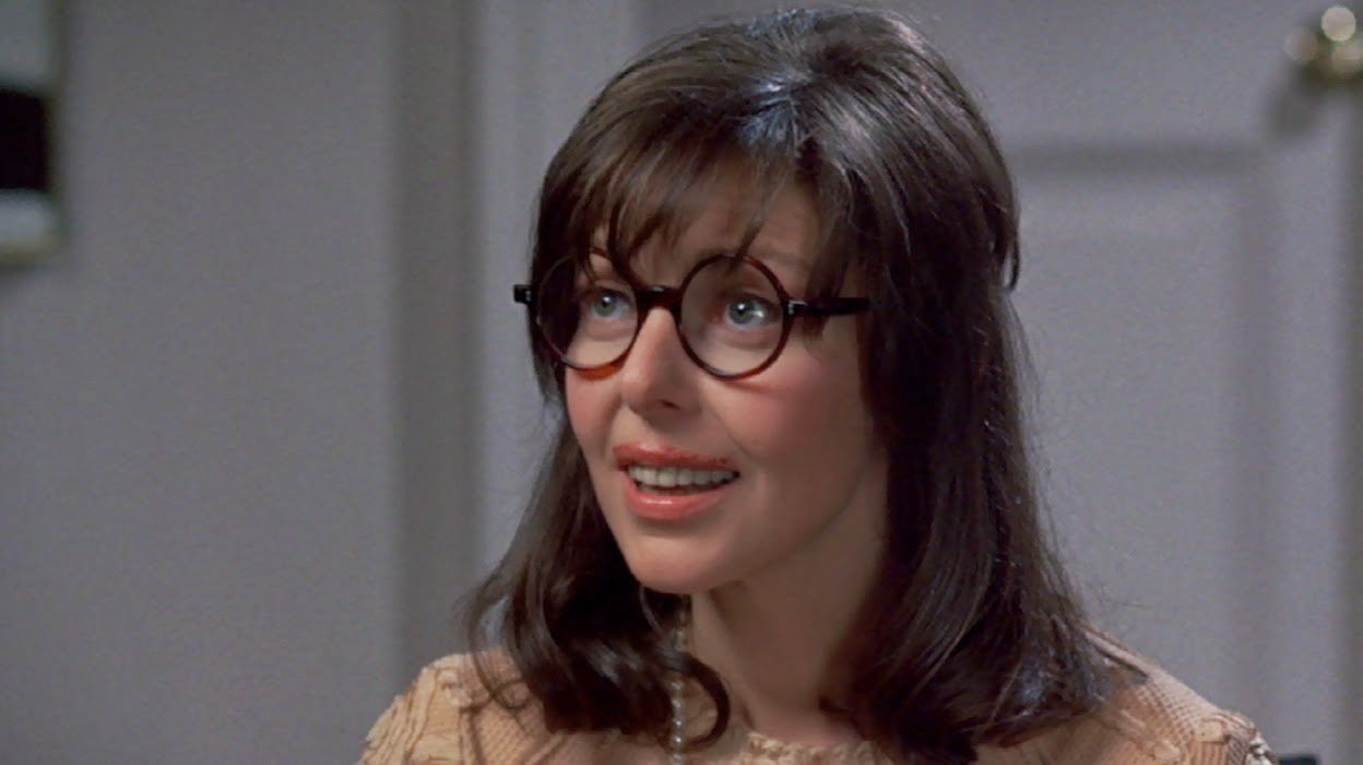 Elaine May in A NEW LEAF (1971) | Paramount Pictures