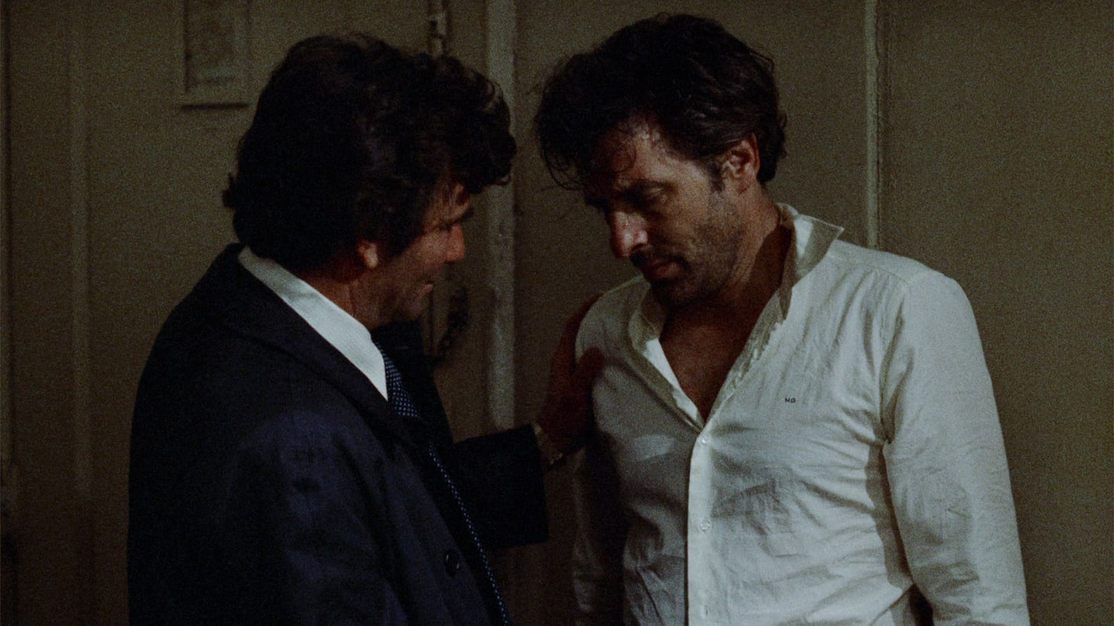 """A scene from Elaine May's """"Mikey and Nicky"""""""