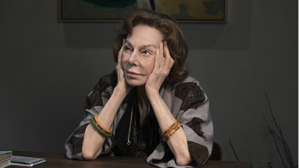 Elaine May in The Waverly Gallery   photo credit: Brigitte Lacombe