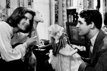 Hepburn & Grant in HOLIDAY (1938) | Columbia Pictures