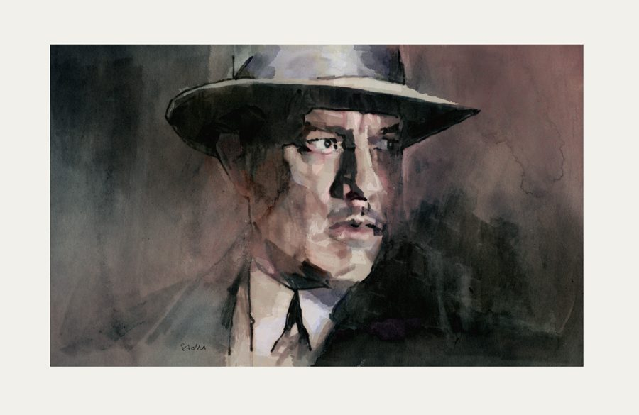 Road to Perdition | art by Tony Stella