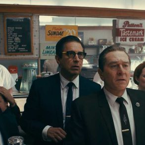 Martin Scorsese's 'The Irishman' premiered at this year's NYFF | Netflix