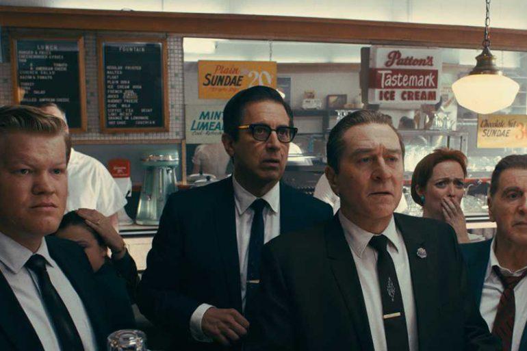 Martin Scorsese's 'The Irishman' premiered at this year's NYFF | Netflix