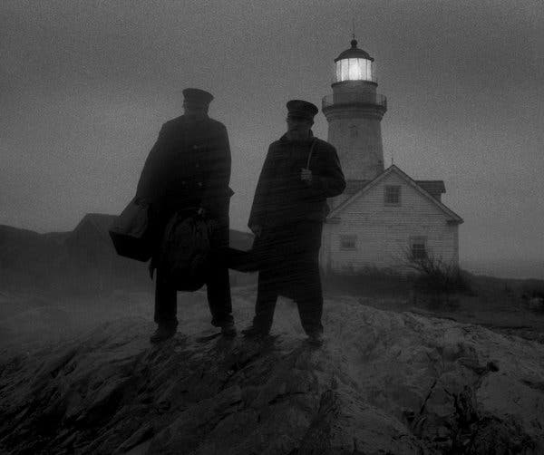 The Lighthouse (2019) | A24