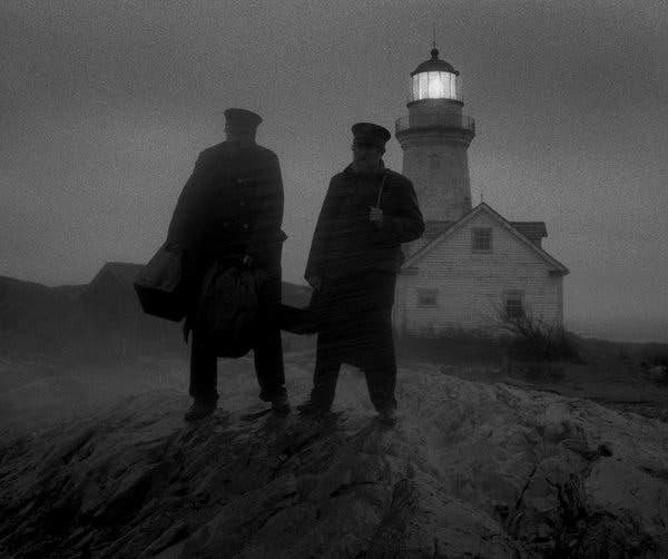 The Lighthouse (2019) | A24