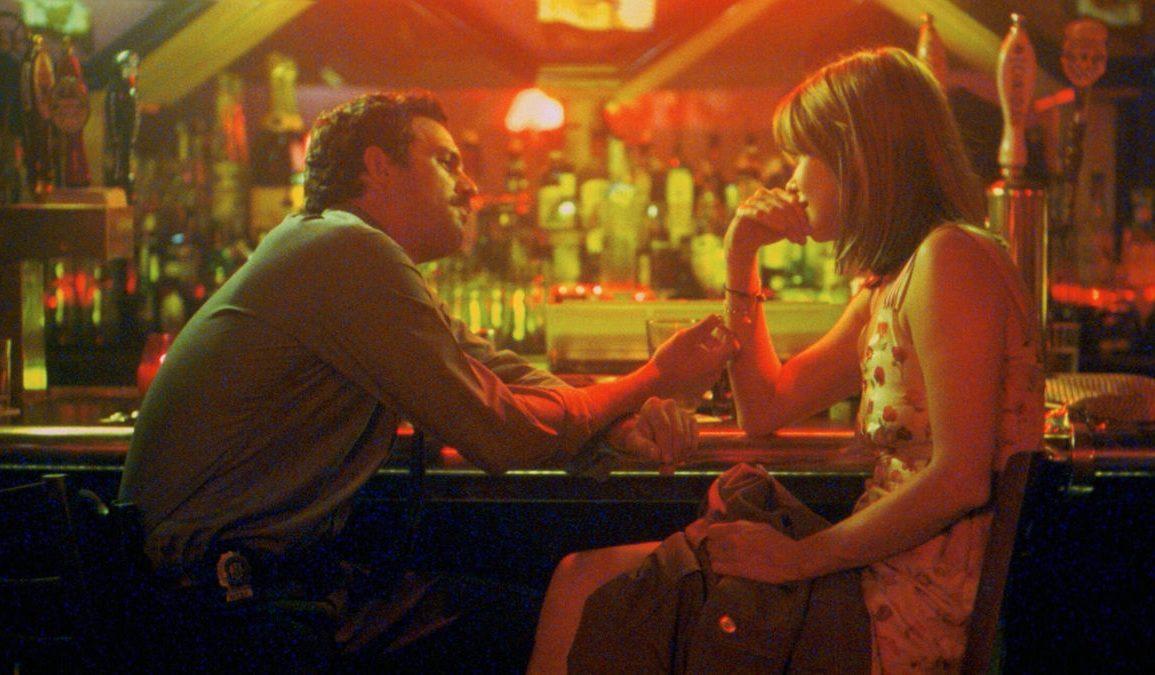 Mark Ruffalo and Meg Ryan in IN THE CUT (2003)   Screen Gems