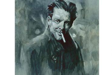Mickey Rouke   art by Tony Stella