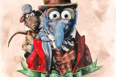 The Muppet Christmas Carol   art by Brianna Ashby