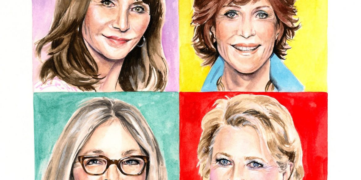Book Club (2018) | art by Brianna Ashby