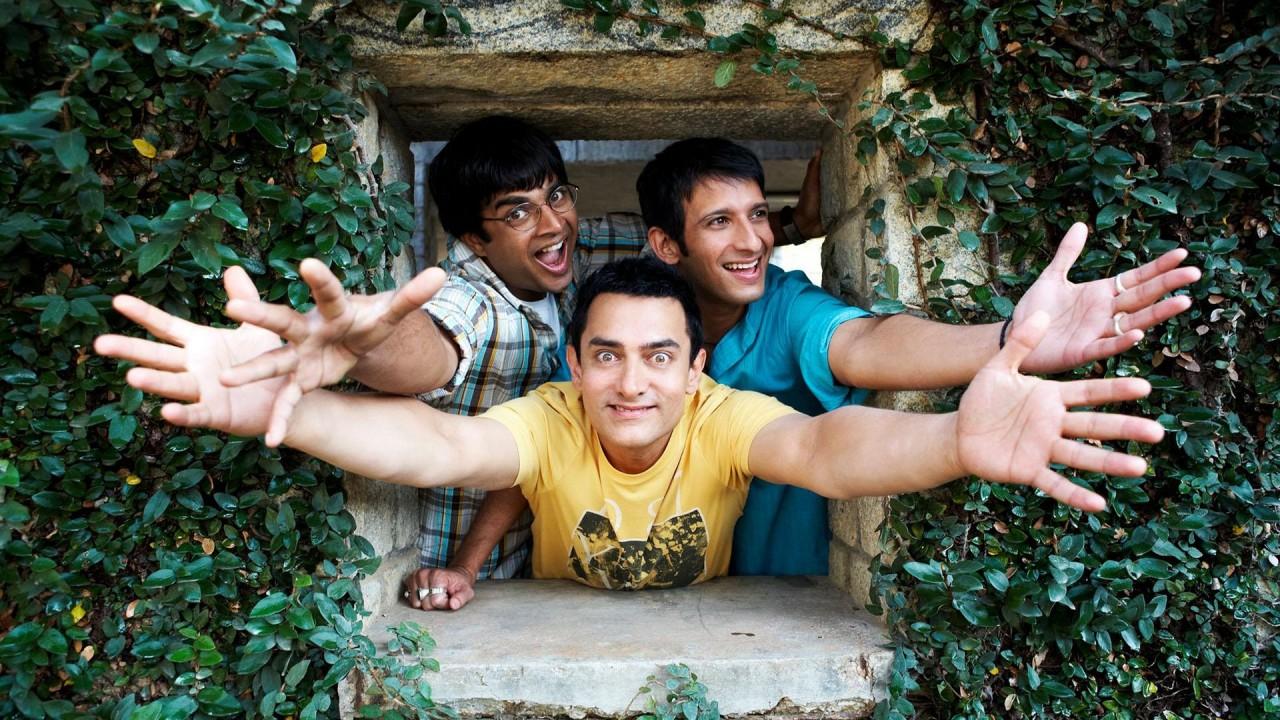 3 Idiots | Vinod Chopra Films