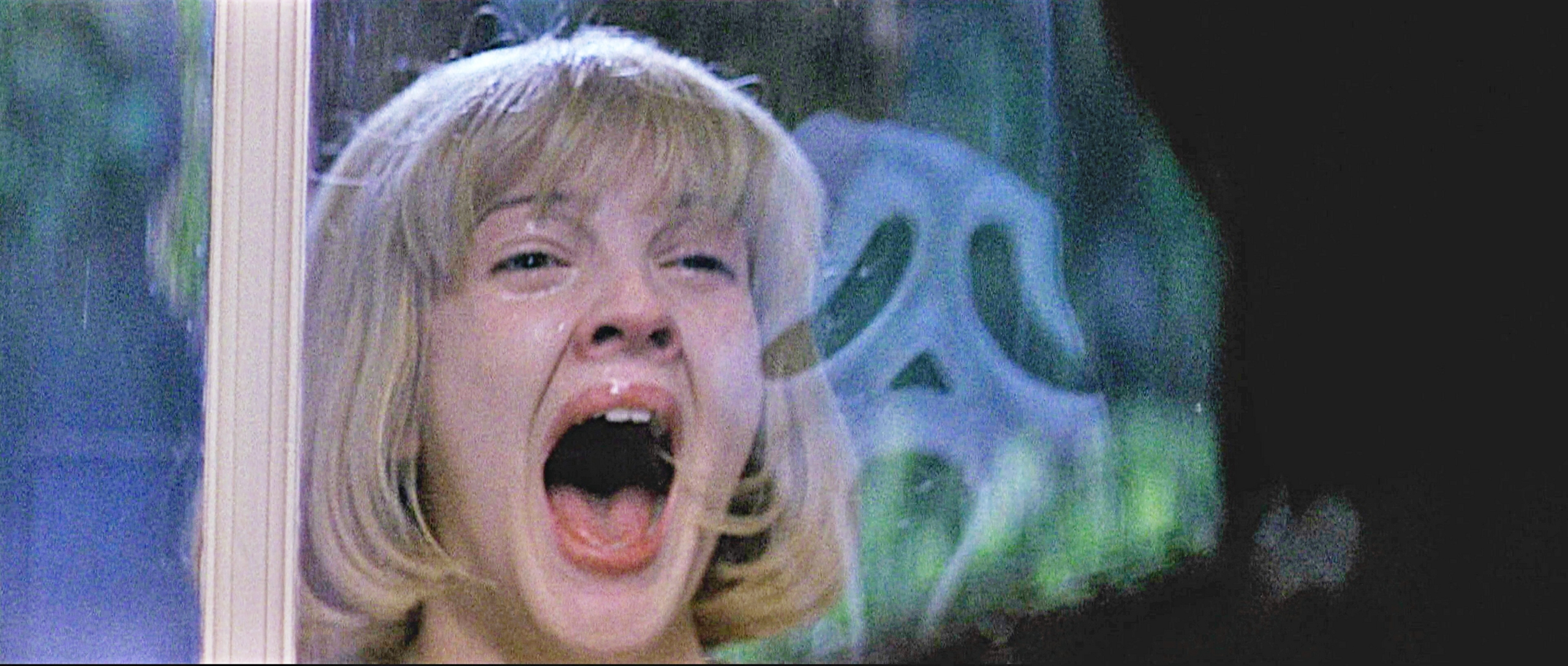 Drew Barrymore in SCREAM (1996) | Miramax