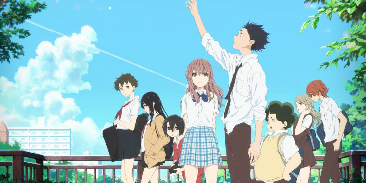 A Silent Voice | Kyoto Animation