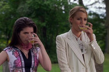 Anna Kendrick and Blake Lively in A SIMPLE FAVOR | Lionsgate