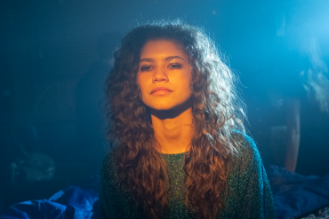 Zendaya in EUPHORIA | HBO