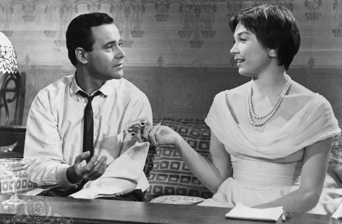 The Apartment (Wilder, 1960)   United Artists